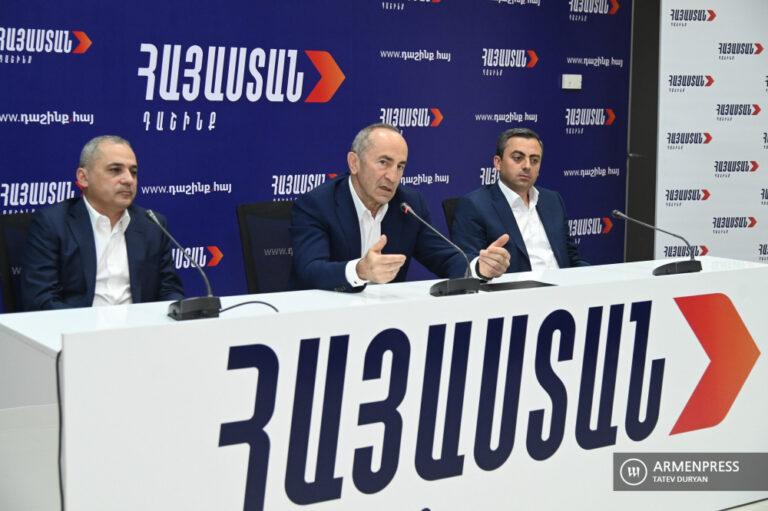 Հայաստանի արտգործնախարարությունը կարող է փոխել իր անունը. Ռոբերտ Քոչարյանը հետաքրքիր առաջարկ արեց