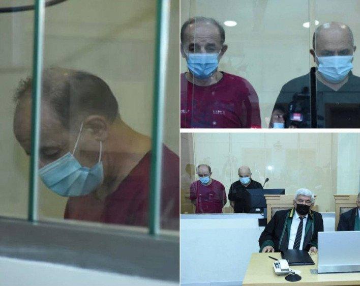 Издевательство продолжается: В Баку судят Людвига Мкртчяна и Алешу Хосровяна