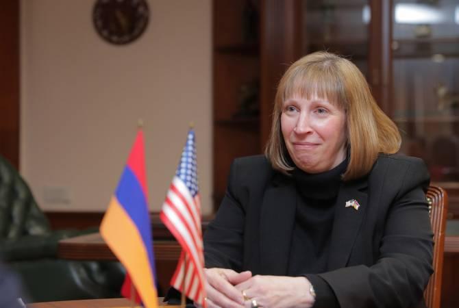 Հանդիպե՞լ է ԱՄՆ դեսպանը Փաշինյանին ու Սարգսյանին․պարզաբանում