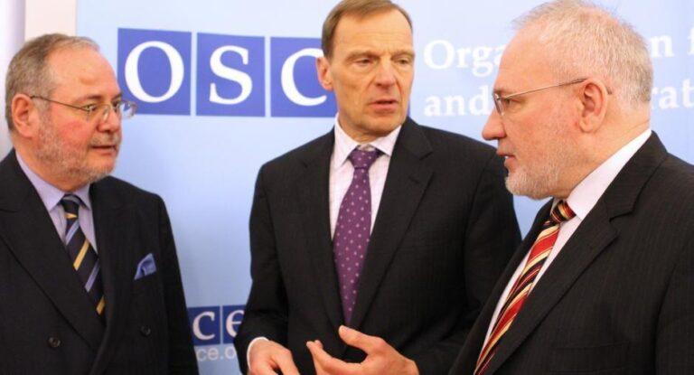 ԵԱՀԿ Մինսկի խմբի համանախագահները կարող են այցելել հայ-ադրբեջանական սահման