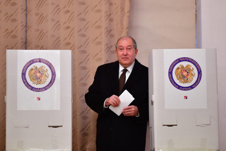 Ի՞նչ է առաջարկում ՀՀ նախագահը քաղաքական ուժերին․նախընտրական ուղերձ