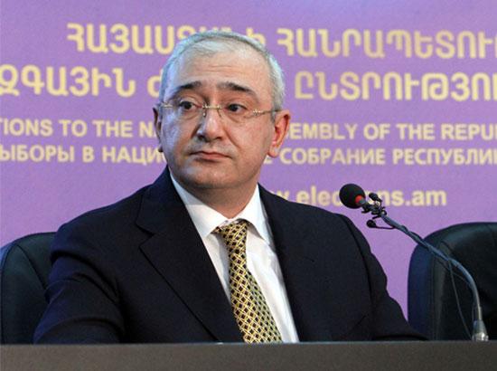 Тигран Мукучян обратился к возможности отказа политических сил от мандатов