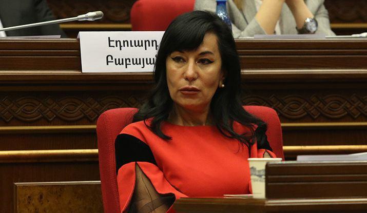Пока Армения не признает территориальную целостность Азербайджана, о пленниках следует забыть: Зограбян рассказала о беседе с Сеидовым