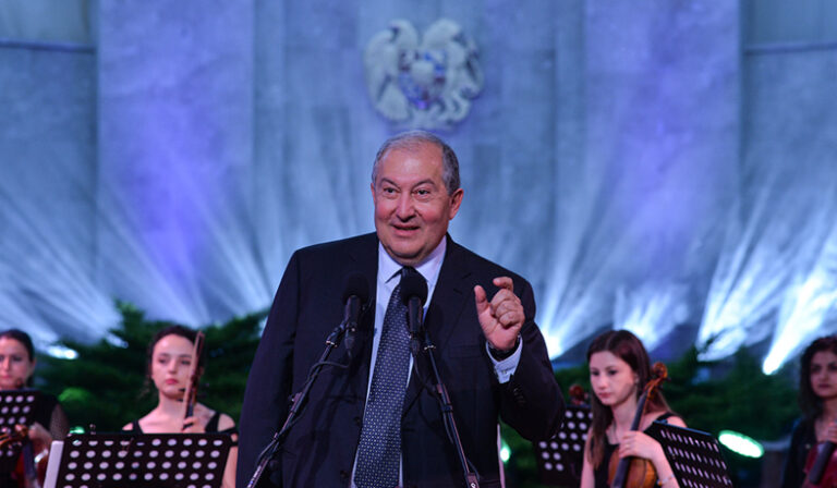 Армения в октябре в третий раз примет авторитетный международный «Саммит мыслей»