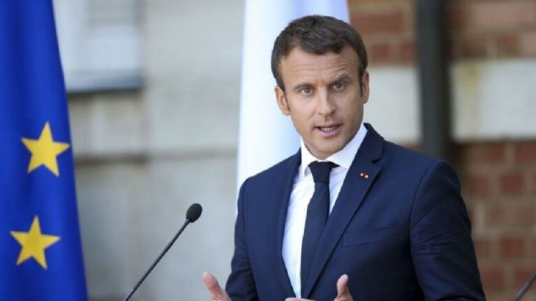 Франция поможет преодолеть последствия конфликта в Карабахе в условиях уважения суверенитета Армении: Макрон