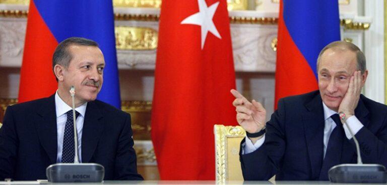 РФ поддержит проект Зангезурского коридора в Закавказье/ Эрдоган