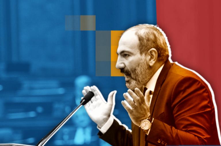Հայաստանը պատրաստվում է ամենաագրեսիվ ընտրություններին.  Փաշինյանի վարկանիշը շարունակում է ընկնել. Независимая Газета