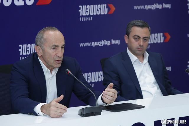 В результате пересчета на участке 23/47 в Ванадзоре число голосов в пользу блока «Армения» возросло в 10 раз