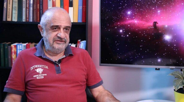 «КТО ЕСТЬ КТО» режиссер, заслуженный деятель искусств Армении, Рубен Бабаян