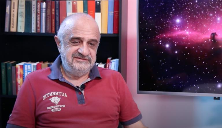 «КТО ЕСТЬ КТО»: режиссер, заслуженный деятель искусств Армении, Рубен Бабаян