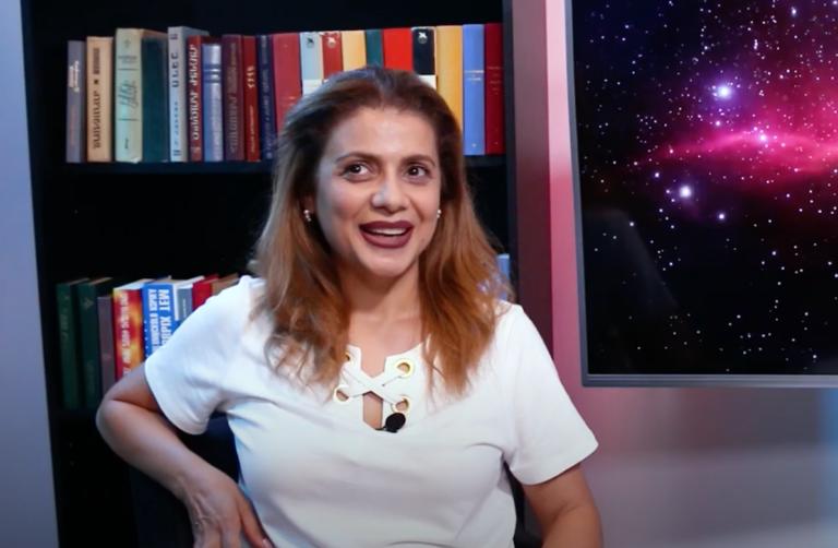 «КТО ЕСТЬ КТО»: певица, заслуженная артистка Армении ЗАРУИ БАБАЯН
