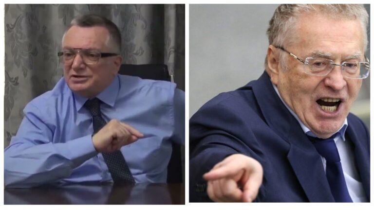 Алиева вызовут на ковер за оскорбление русского народа азербайджанским дипломатом: Жириновский