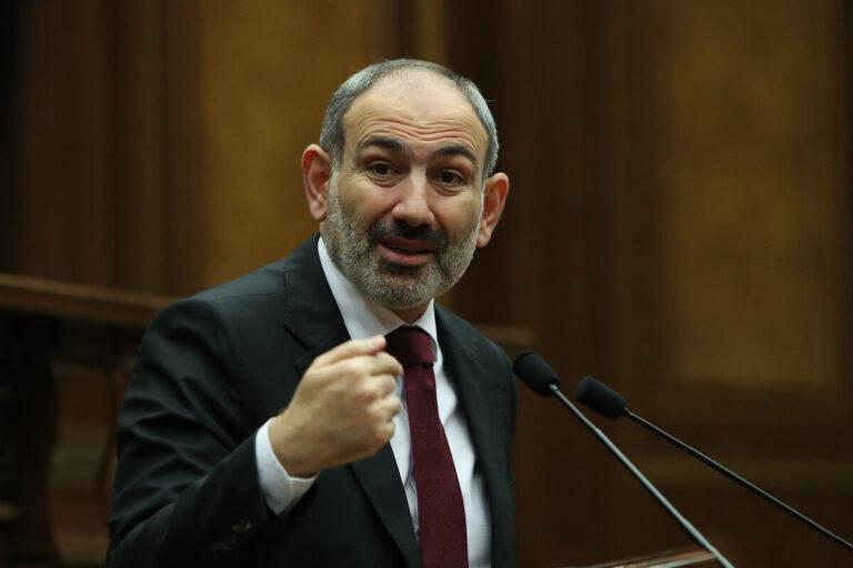 Даже если враг захочет нас уничтожить, мы не должны ему уподобляться: Пашинян выступил в парламенте