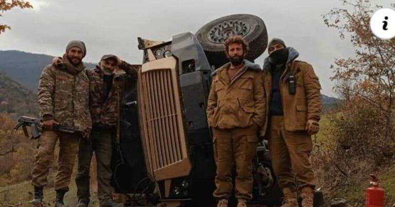 «Когда я услышал о нападении Азербайджана, сразу пошел в комиссариат»: армянин из США храбро сражался в Арцахе и остался в Армении