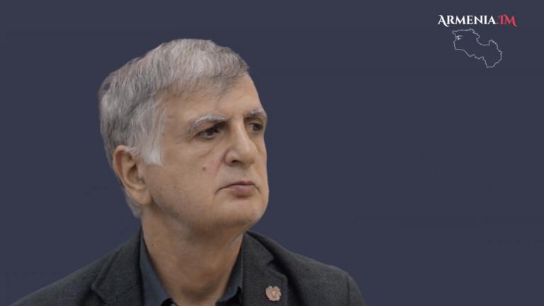 «Мы должны были заявить туркам, что мы еще живы и никогда не будем молчать»: Карегин Грегорян
