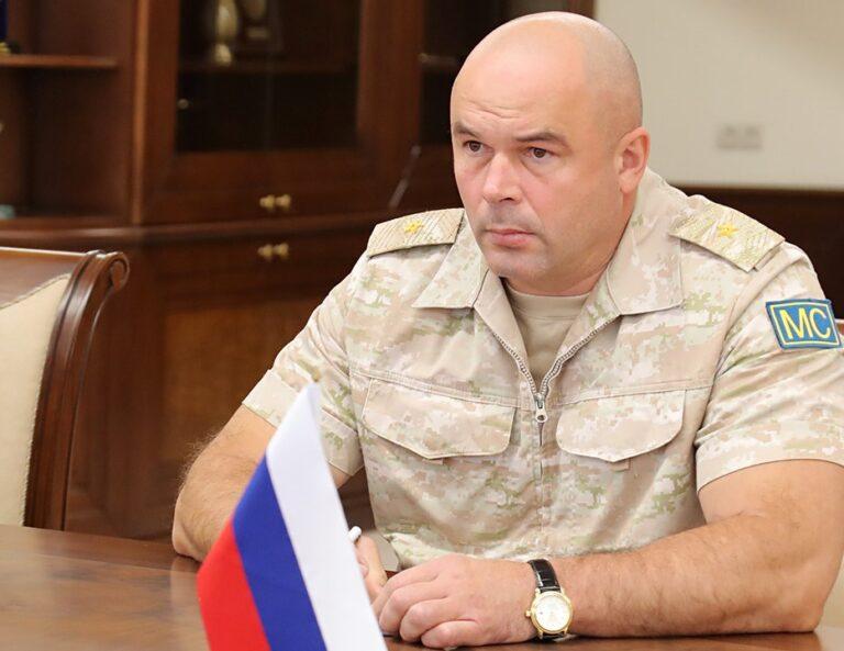 Новый командующий миротворцами в Арцахе – проармянский? Азербайджанцы недовольны