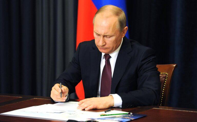 Путин назначил армянина постоянным представителем России при ОДКБ: официальный указ