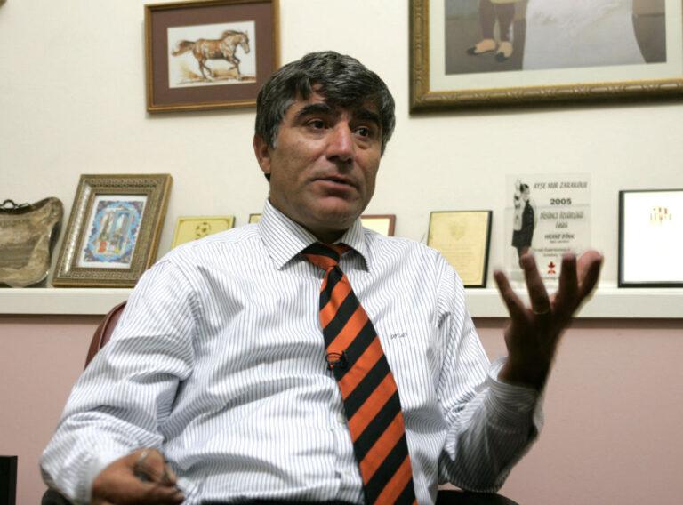 Спустя 14 лет за убийство армянского журналиста турецкие власти выплатят компенсацию в 1,5 млн лир